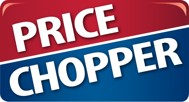 A theme footer logo of Price Chopper